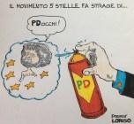 Nonostante il PD abbia utilizzato i pesticidi, i grillini proliferano in Basilicata