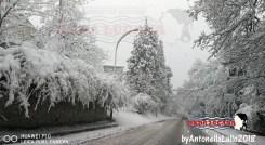 Potenza 2018 Neve di Marzo