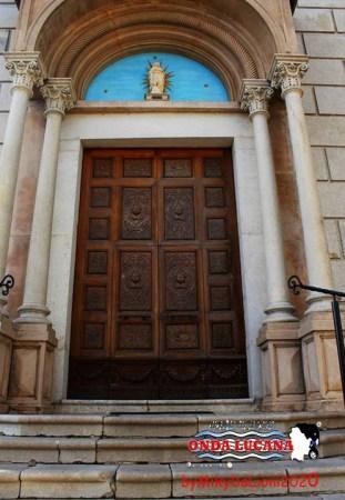 Portale - Chiesa S. Maria Assunta