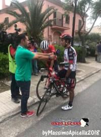 Giro d'Italia Praia a Mare by Massimo Apicella