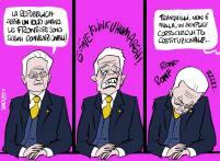 Il #MattarellaConvenzionale  #presidentedellarepubblicaconvenzionale