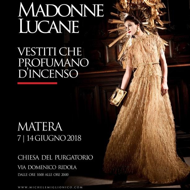 Presentazione mostra Madonne Lucane