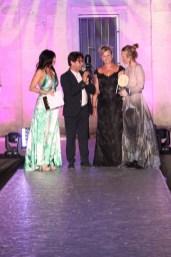 Premio Moda 2018 Magazine a Lampoon ritira il premio Angelica Carrara ph. Sandro Quarto.