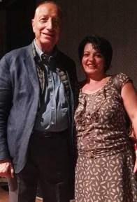 Pina Chidichimo e Pippo Franco in Terranova