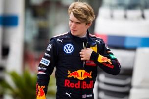 Dan Ticktum: Davide Pastanella/Red Bull Content Pool