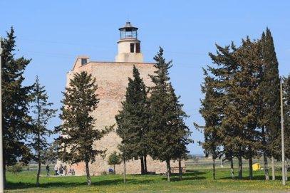 Immagine tratta da repertorio di Onda Lucana®by Antonio Prudente Scanzano Jonico (MT) Torre Aragonese 0