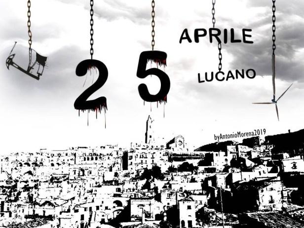 Aprile Lucano 2019 il giorno del giudizio