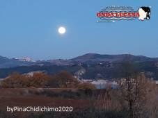 Immagine tratta da repertorio di Onda Lucana® by Pina Chidichimo 2020 Luna e Lago di Senise