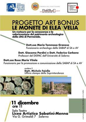 locandina evento LICEO ARTISTICO DI SALERNO