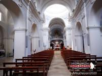 Immagine tratta da repertorio di Onda Lucana®by Miky Da Lioni 2020 Grassano Duomo interno