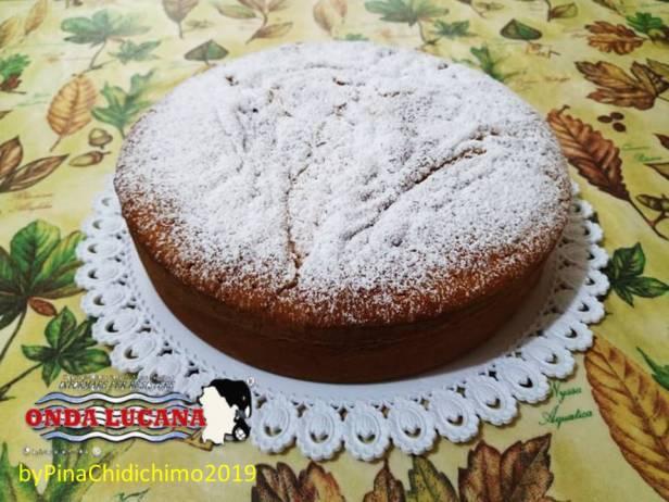 Torta Paradiso Immagine tratta da repertorio di Onda Lucana®by Pina Chidichimo 2020