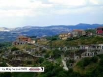 Panoramica Loc.Scescio Area Cantine Storiche