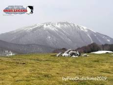 Monte Pollino visto dalla Balconata