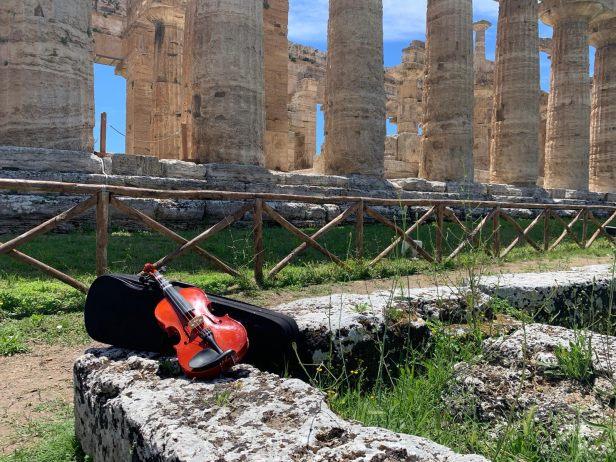 Festa della musica a Paestum_21 giugno 2020