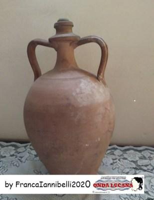 A jasc' cu l'acq fresc - La brocca d'acqua fresca