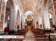 Interni Chiesa Santa Maria della Croce