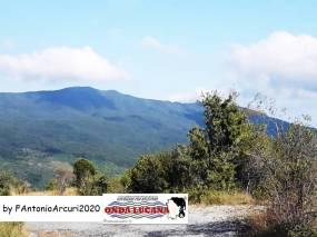 Timpa di Pietrosasso - Confine tra Lucania/Calabria