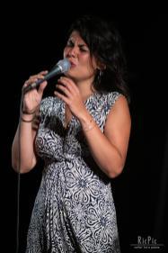 Cantante Emilia Zamuner