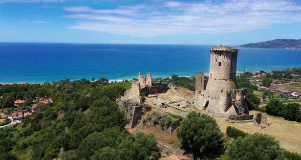 area archeologica di Velia_torre