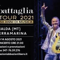 Dodi Battaglia Tour 2021 - Bernalda (MT) 14 agosto Oasi Serramarina - Abbazia San Salvatore