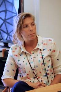 Silvia Pacifico - Funzionario archeologo della Soprintendenza di Salerno e Avellino