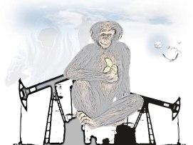 la-scimmia-dei-petroli