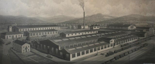 Fig. 6  Dibujo de Eckert & Pflug.Leipzig Cortesía de C.Lezea