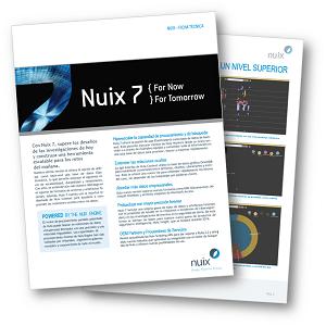 Nuix 7 - Ficha técnica