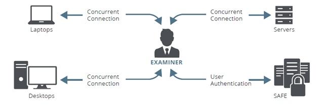 EnCase EndPoint Investigator - Examiner Graphic