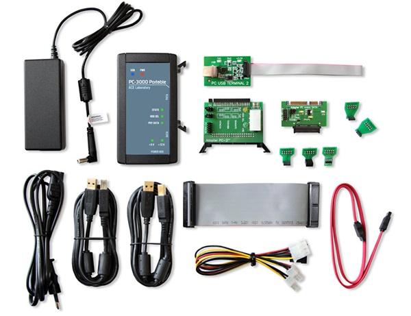 PC3000 Portable - Accesorios