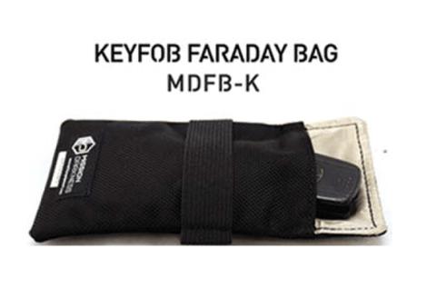 Keyfob Faraday bag