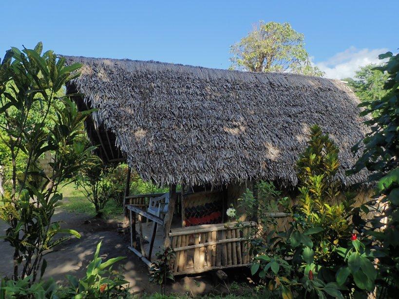 bungalow traditionnel vanuatu