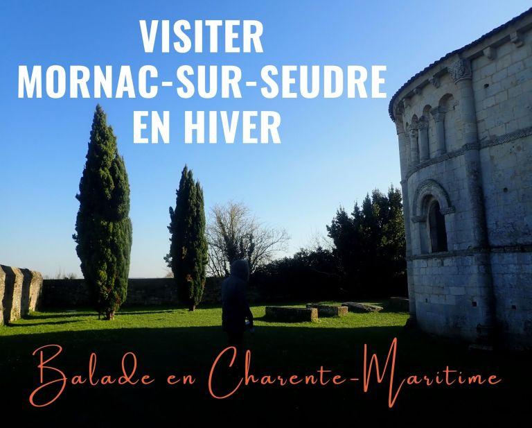 Visiter Mornac-sur-Seudre en hiver