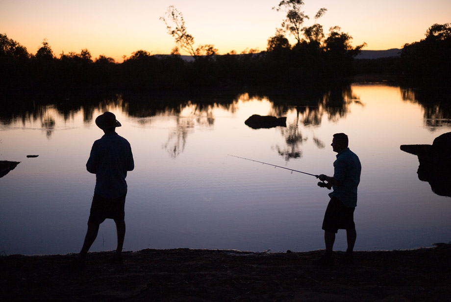 fishing kimberley
