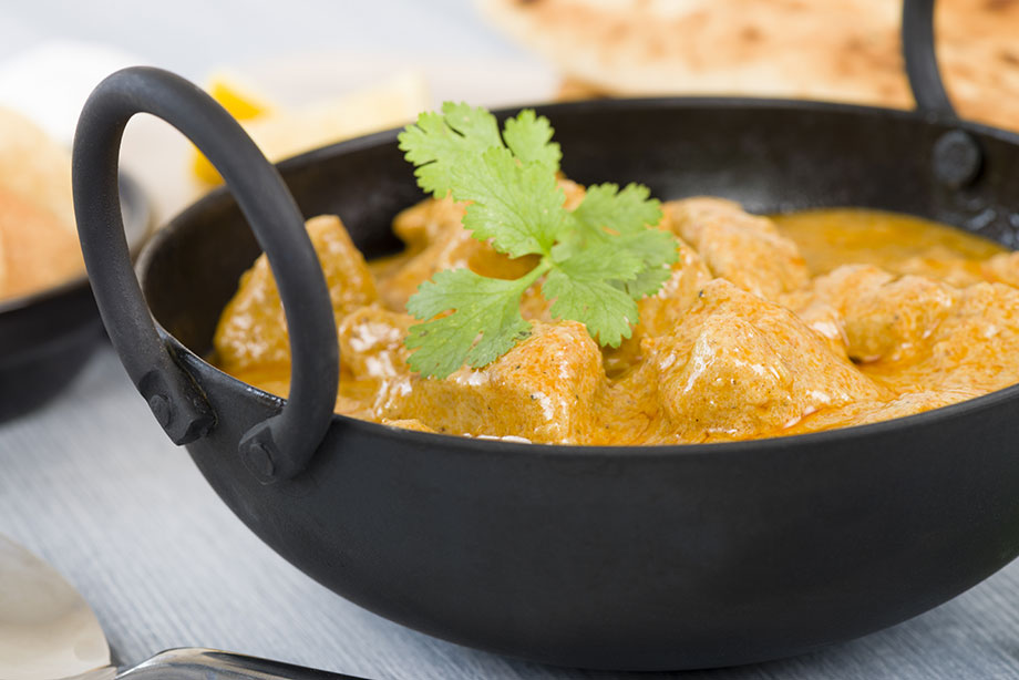 Chicken Vegetable Korma