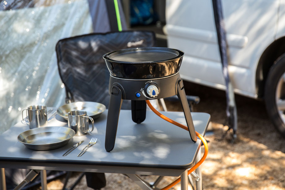 Cafe Camping