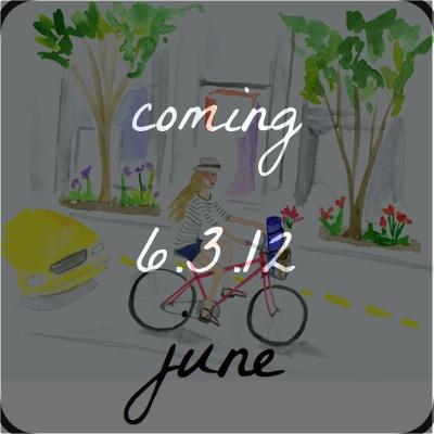 coming June 3, 2012