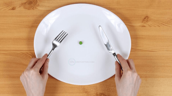 Por qué las dietas no funcionan.