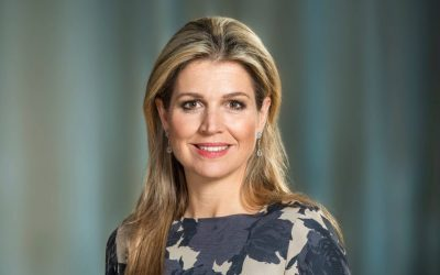 Koningin Máxima aanwezig bij Gelderland Groeit