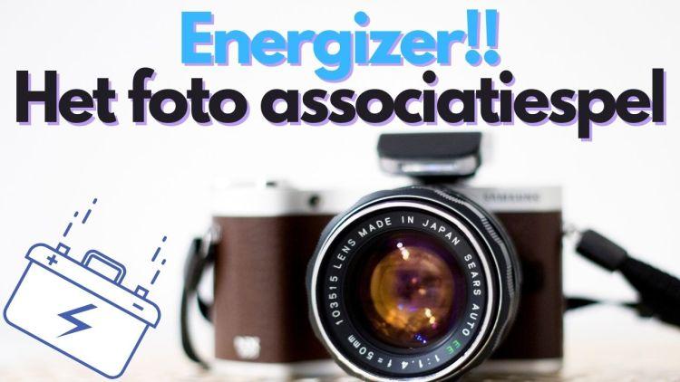 Energizer – Het foto associatiespel