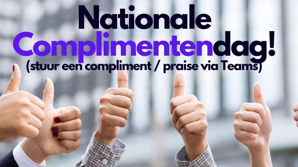 Nationale Complimentendag