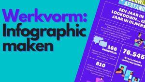 Werkvorm:  Infographic maken