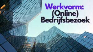 Werkvorm: (Online) Bedrijfsbezoek