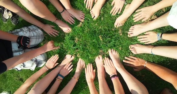 Se mettre à la Terre pour retrouver votre énergie