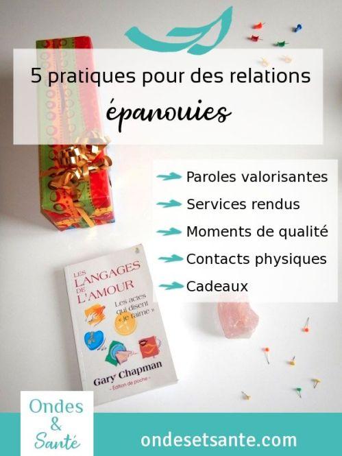 Et si donner aux autres ce qu'on aimerait recevoir n'est pas la meilleure façon de prendre soin d'eux ? Découvrez comment construire des relations épanouies et harmonieuses grâce aux 5 langages de l'amour. Cliquez pour lire le résumé du livre de Gary Chapman : https://wp.me/panA31-6u En vous inscrivant, recevez le guide offert : 10 clés pour une vie épanouie ! #confiance #relaxation #communication #méditation #amour #transformation #sagesse #motivation #bienveillance