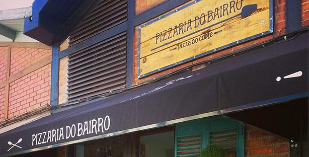 PIZZARIA DO BAIRRO