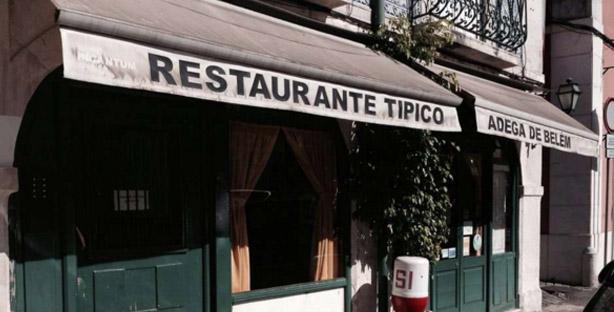 adega de belem restaurante tradicional belem lisboa