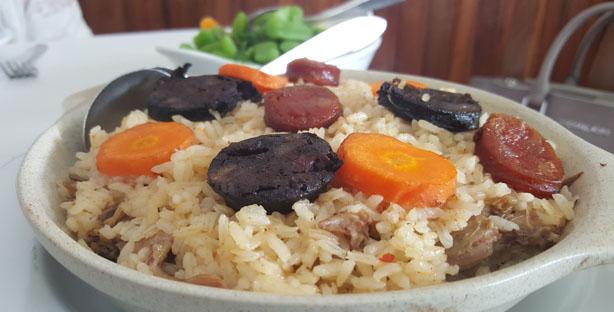 o alfredo restaurante tradicional coimbra arroz de pato