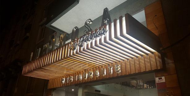 luminosa by furnas restaurante tradicional marisqueira peixe e marisco grupos grelhados arroios lisboa