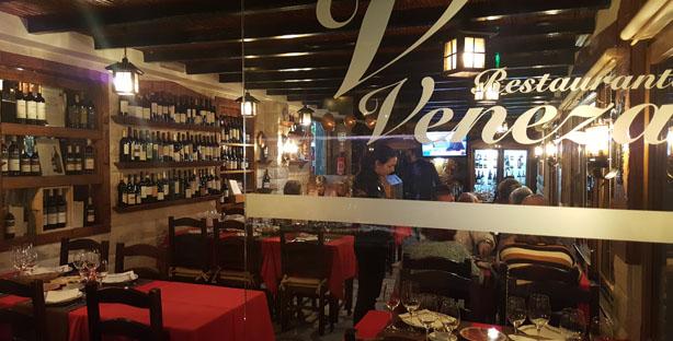 restaurante garrafeira veneza restaurante tradicional comida portuguesa grupos algarve albufeira